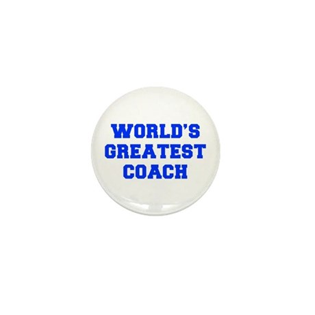 WORLDS-GREATEST-COACH-FRESH-BLUE Mini Button