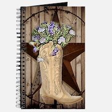 cute western cowgirl Journal