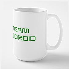 TEAM-ANDROID-SAVED-GREEN Mugs