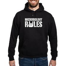 Microbiology Rules Hoodie