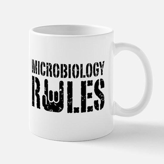 Microbiology Rules Mug