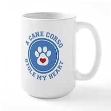 Cane Corso/My Heart Mug