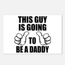 Going To Be A Daddy Postcards (Package of 8)