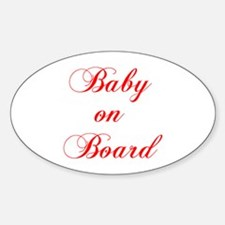 baby-on-board-scr-red Decal