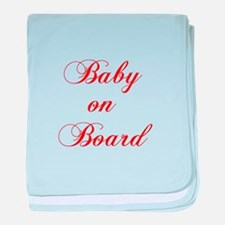 baby-on-board-scr-red baby blanket