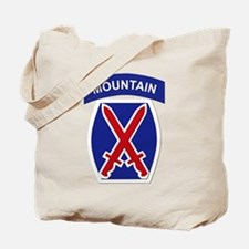SSI - 10th Mountain Division Tote Bag
