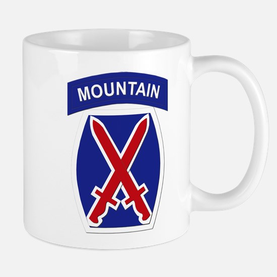 SSI - 10th Mountain Division Mug