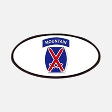 SSI - 10th Mountain Division Patches