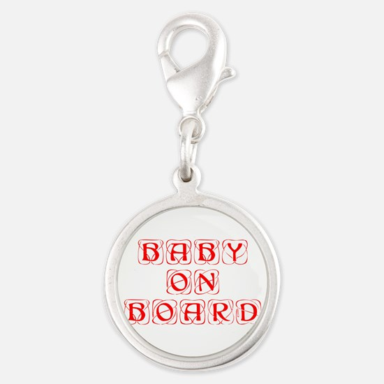 baby-on-board-kon-red Charms