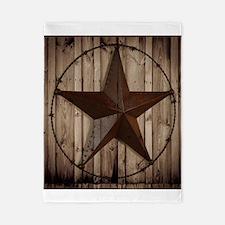 western texas star Twin Duvet