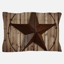 western texas star Pillow Case