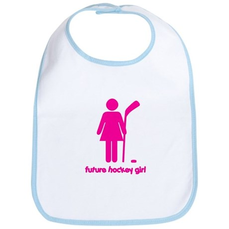 Future Hockey Girl Bib