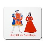 Henry VIII & Anne Boleyn Mouse Pad