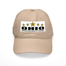Ohio Buckeyes Don't Crack Baseball Cap