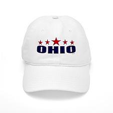 Ohio Baseball Cap