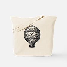 Vintage Balloon Tote Bag