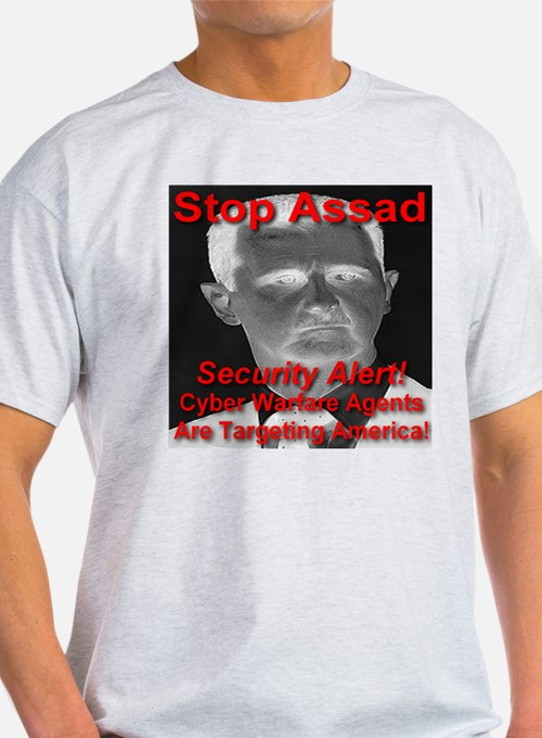 Stop Assad T-Shirt