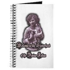 Sisterhood of Divine Feline Journal