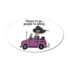 Annoying People Wall Decal