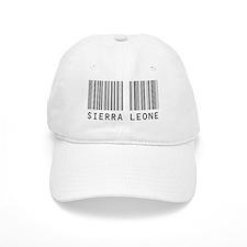 SIERRA LEONE Barcode Baseball Cap