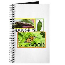 Change Is Good Journal