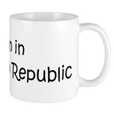 Born in Dominican Republic Mug
