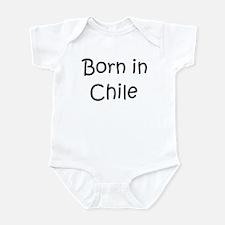 Born in Chile Onesie