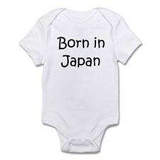 Born in Japan Infant Bodysuit