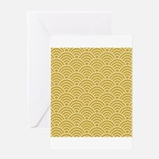 Oriental Design Greeting Cards