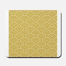 Oriental Design Mousepad
