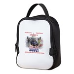 DC or Bust Neoprene Lunch Bag