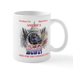 DC or Bust Mugs