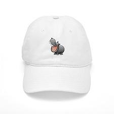 Cartoon Hippopotamus Hat