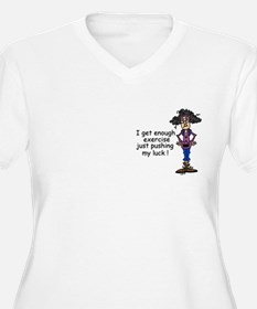 Exercise Humor T-Shirt