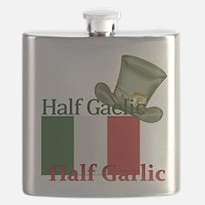 halfgaelichalfgarlichatandflag Flask