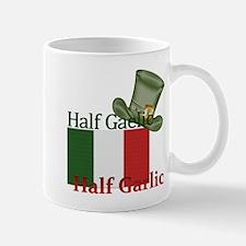 halfgaelichalfgarlichatandflag Mugs