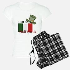 halfgaelichalfgarlichatandflag Pajamas
