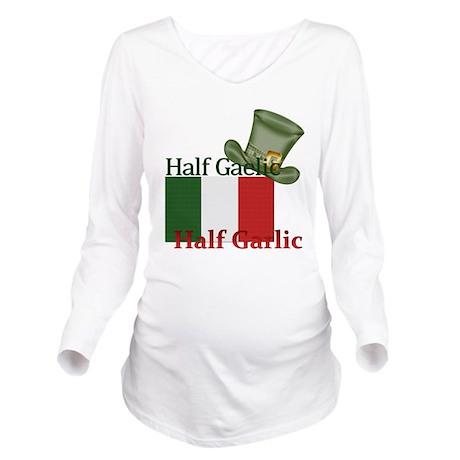 halfgaelichalfgarlichatandflag Long Sleeve Materni