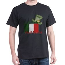 halfgaelichalfgarlichatandflag T-Shirt