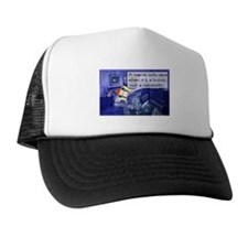 Nap Comic Strip Trucker Hat