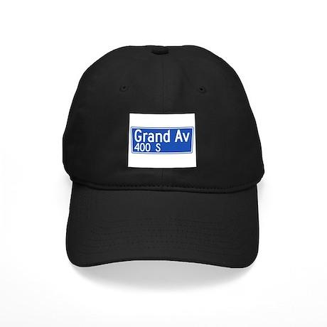 Grand Ave., Los Angeles - USA Black Cap