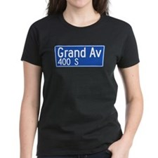 Grand Ave., Los Angeles - USA Tee
