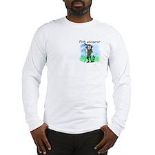 Fish Whisperer Long Sleeve T-Shirt