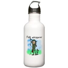 Fish Whisperer Water Bottle