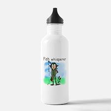 Fish Whisperer Water Bottle