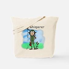 Fish Whisperer Tote Bag