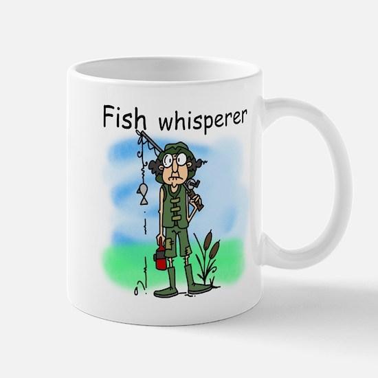 Fish Whisperer Mug