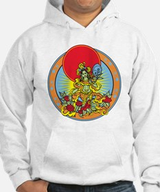 Green Tara Jumper Hoody