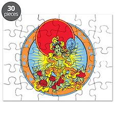 Green Tara Puzzle