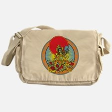 Green Tara Messenger Bag
